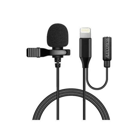 петличный мини микрофон