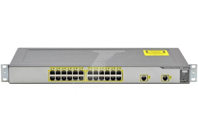 Коммутатор/Свитч Cisco Catalyst Express 500