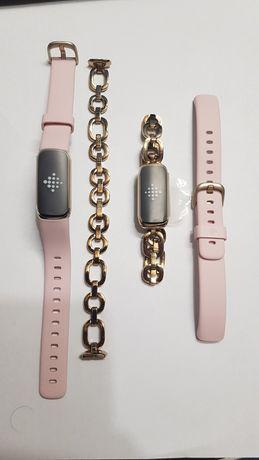 Bratara Fitness Fitbit Luxe Special Edition Gorjana Best Price Amanet