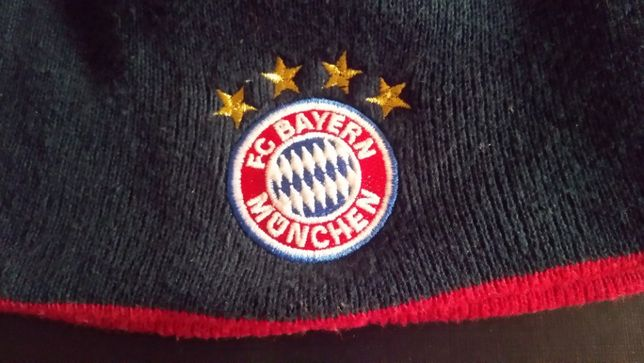 Căciulă club Bayern Munchen.one size