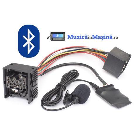 Interfata Modul Bluetooth + Handsfree BMW/ MINI pini rotunzi (nu aux).