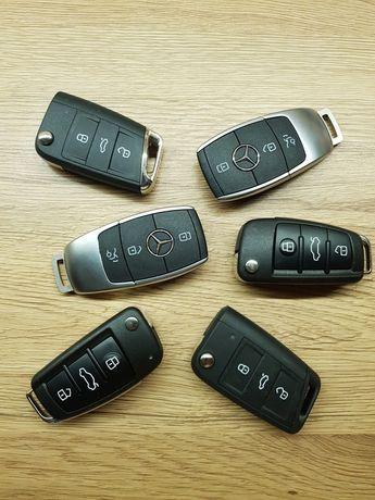 НОВИ Смарт ключове BMW, MERCEDES, Jeep, Audi, Volkswagen