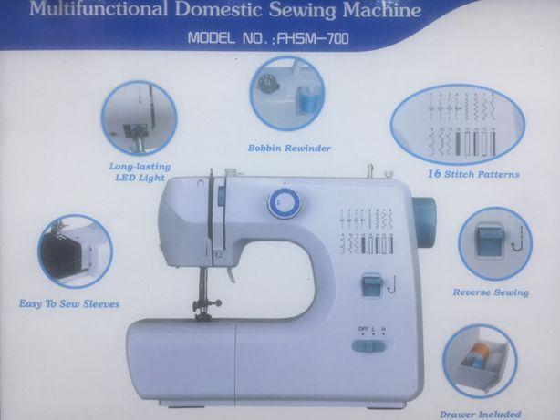 Мультифункциональная Швейная машинка