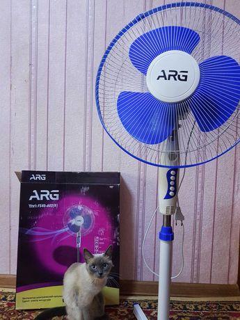 Качественный, напольный вентилятор AVA/Vitek (доставка по городу)