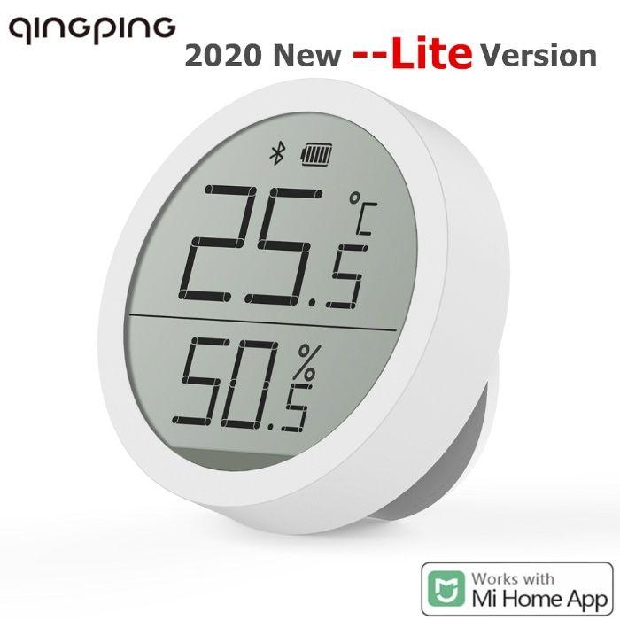 Термометр гигрометр Mi Temp & RH Monitor Lite Qingping Mijia CGDK2 Алматы - изображение 1
