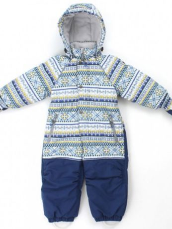 Детский зимний комбинезон размер 86 см на мальчика Batik Батик