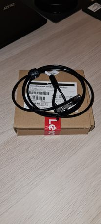 Cablu securizare laptop