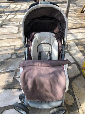 Детска количка мадъркеър
