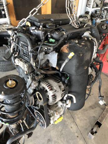 Motor 8HX 10FD52 citroen C2 c3 Peugeot 206 307 1,4 hdi 2005