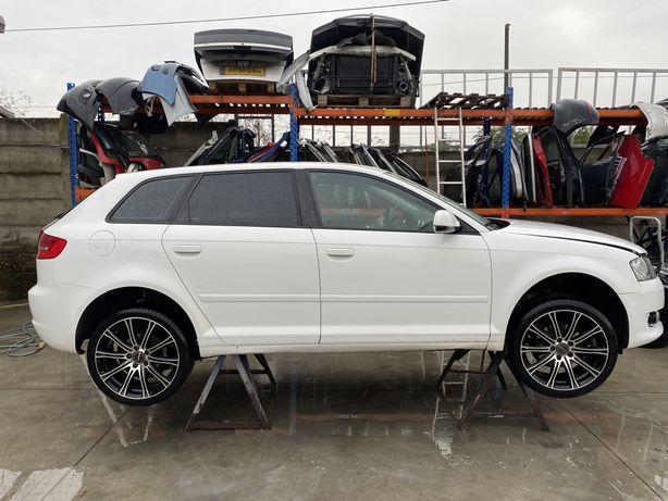 Usa usi dreapta fata spate Audi A3 8P Facelift 2012 LY9C