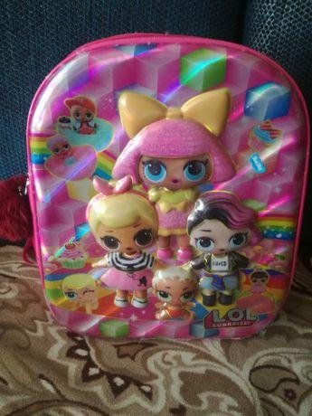 Рюкзак  для нолевой класс