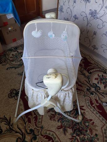 Детская люлька электрическая