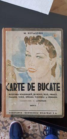 Carte de bucate M. Sevastos, Ed. II