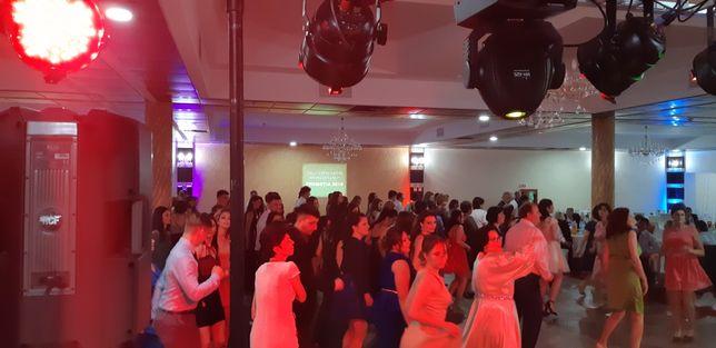 DJ, fum greu, artificii evenimente (nunta, cununie, botez, majorat)