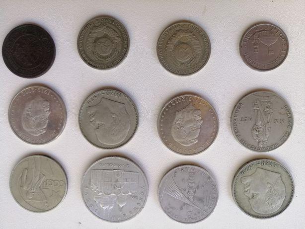 Монеты.     .       .