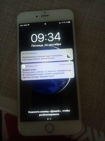 Продам айфон 6+,в хорошем состоянии