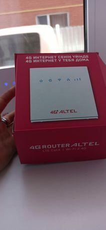 Интернет Роутер алтел 4g