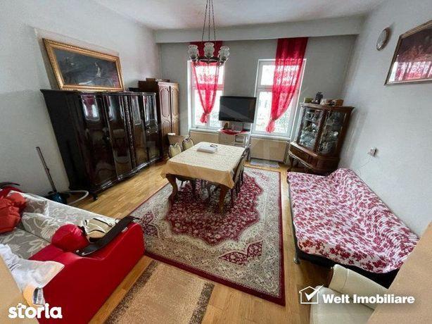 Casa cu 2 camere, garaj, gradina, zona Andrei Muresanu
