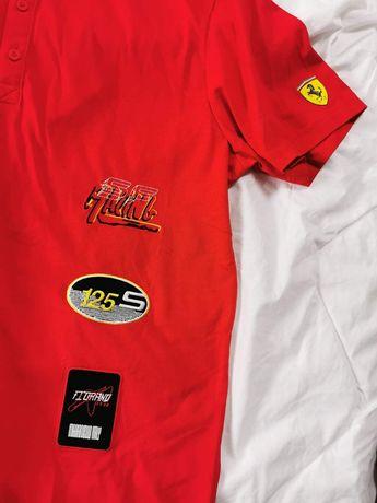 Puma Ferrari Race Polo Tricou