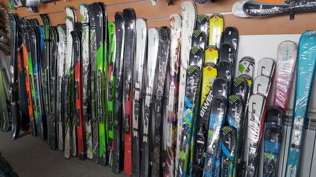 Продам лыжи фирмы Elan