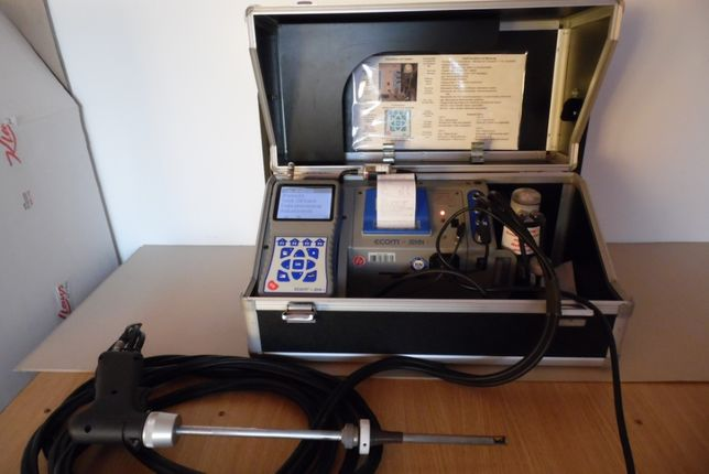 ECOM J2KN · Analizor portabil de emisii , noxe , gaze ardere; testo