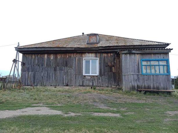 Продам дом деревне 35 км от города п Бирлестик