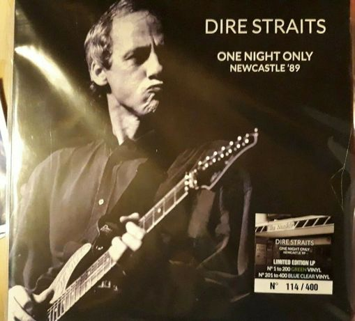 Dire Straits - One Night Only винил / плоча