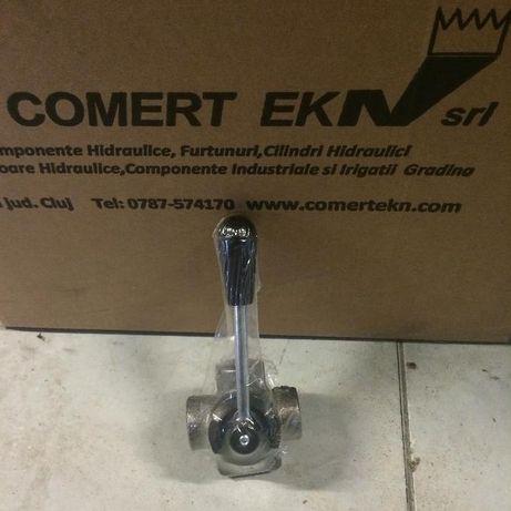 Deviator flux hidraulic 3 cai - Deviator flux import Italia