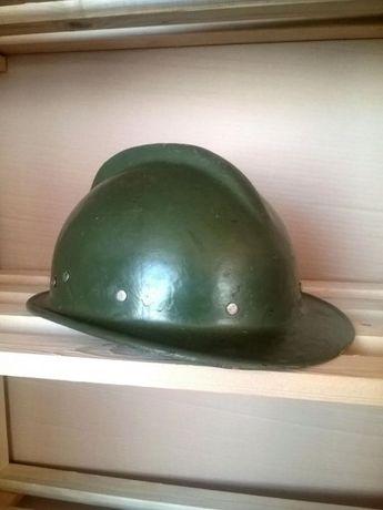 Casca veche autentica de Pompier - 100 Lei