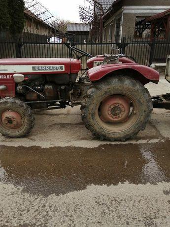 Tractor carraro , troliu si sapa