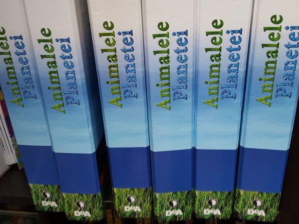 Colectia integrala reviste Animalele Planetei