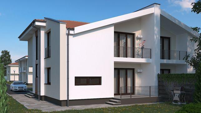 Casa tip Duplex intr-un complex rezidențial deosebit,zona (Aquastar)