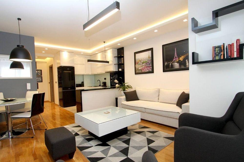 Трехкомнатная квартира рядом с ТРЦ МЕГА в Жилом Комплексе