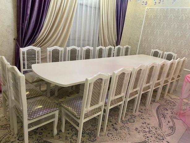 Столы и стулья с цеха
