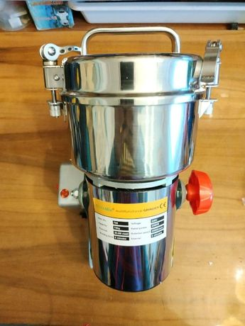 Rasnita Moara cafea condimente cereale zahar 700g 2500W 36000 rpm Inox