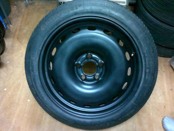 Резервна гума патерица 18 ,19 и 20цола за бмв F07, F10, G30, F01 и G11