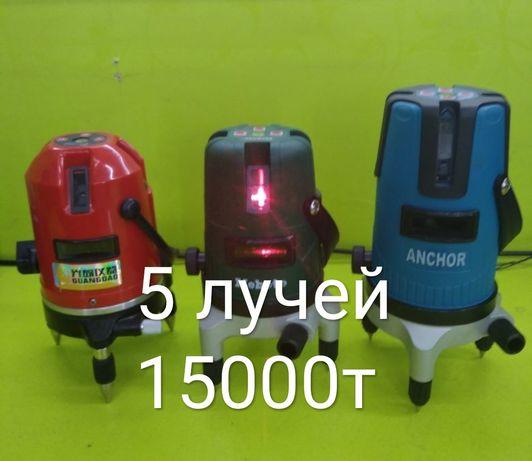 Лазерный уровень  от 15000т