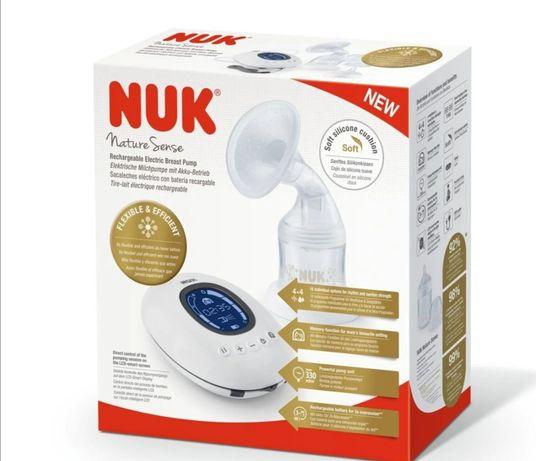 Молокоотсос электрический NUK