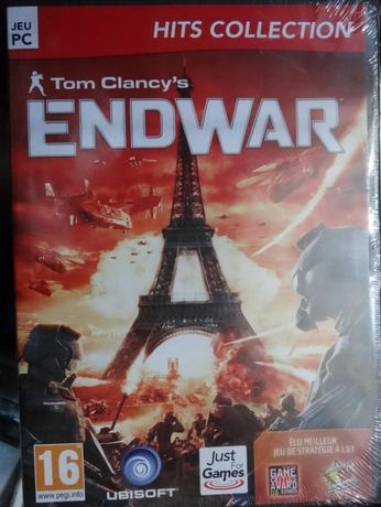 Jocuri PC - Endwar, Les Miserables, Farm simulator...