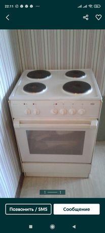 Электрическая плита, производство Россия