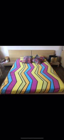 Спалня естествен фурнир