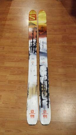 Skiuri Salomon Q-115