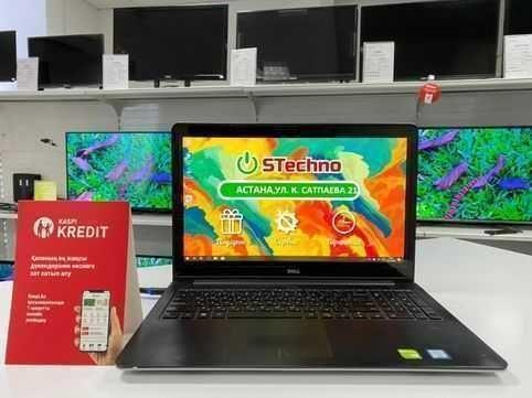 Ноутбук DELL Inspiron 5557 Рассрочка 12м ! KASPI RED! Гарантия 1 год !