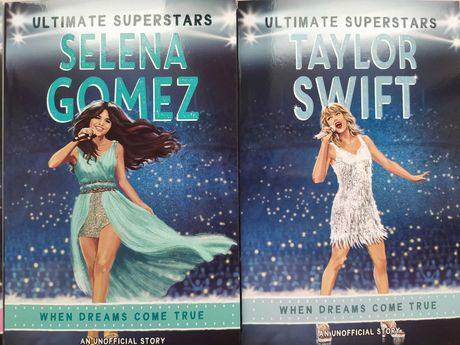 Biography Byoncē, Swift, Gomez, Grande
