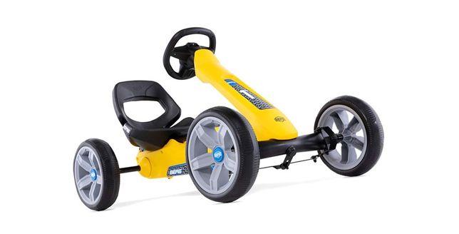 Kart cart cu pedale Berg Reppy Rider pentru copii 2,5-6 ani