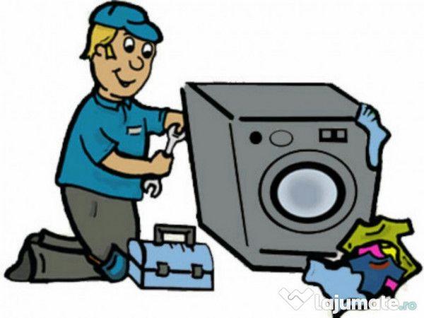 Repar maşini de spălat
