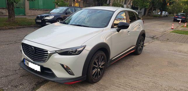 Mazda CX-3 , 2.0 benzina / 2017 / EURO 6d