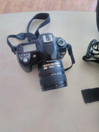 Nikon D70+Ultra 2 San Disk+geanta foto KATA