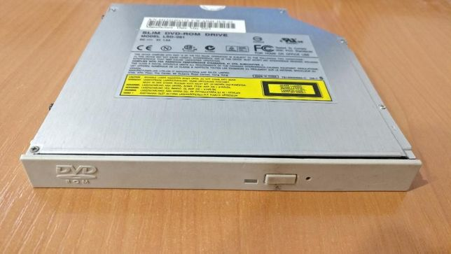 DVD ROM Laptop IDE LSD-081 unitate optica slim