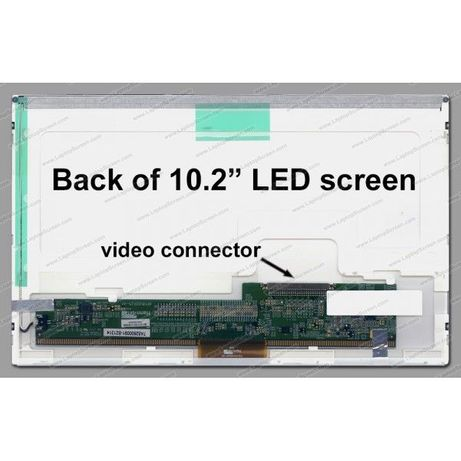display - ecran laptop asus eeepc 1000ha model claa102na0acw diagonal